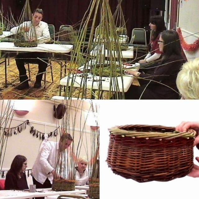 Willow Weaving Class